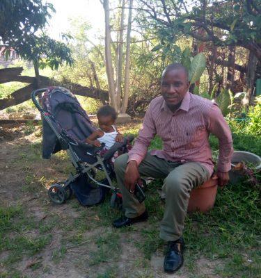 Overseer Mwanangombe